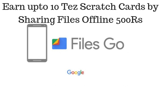 Files Go by Google App