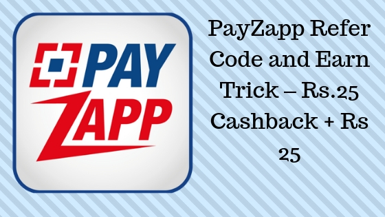 PayZapp Refer Code