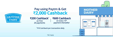 10 Cashback on Every Transaction