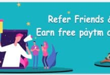 Win Paytm Cash On Sign Up