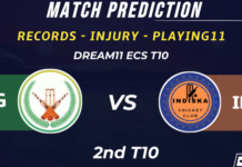 SIG vs STO Dream11 Team Prediction